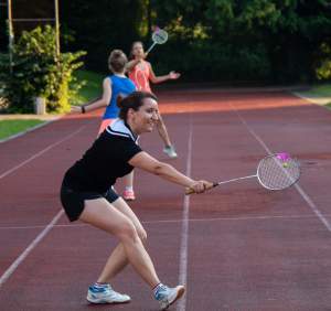 Air Badminton - eine Alternative?